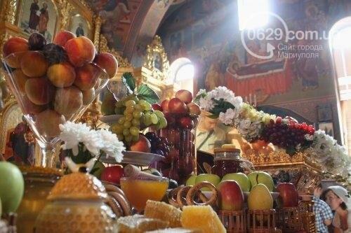 В Свято-Покровском храме с.Боевое славили чудо Преображения Господня и освящали плоды нового урожая, фото-26