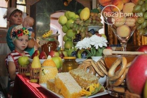 В Свято-Покровском храме с.Боевое славили чудо Преображения Господня и освящали плоды нового урожая, фото-27