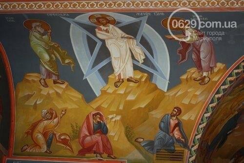 В Свято-Покровском храме с.Боевое славили чудо Преображения Господня и освящали плоды нового урожая, фото-28