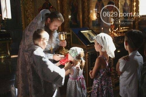 В Свято-Покровском храме с.Боевое славили чудо Преображения Господня и освящали плоды нового урожая, фото-30