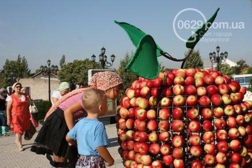 В Свято-Покровском храме с.Боевое славили чудо Преображения Господня и освящали плоды нового урожая, фото-4