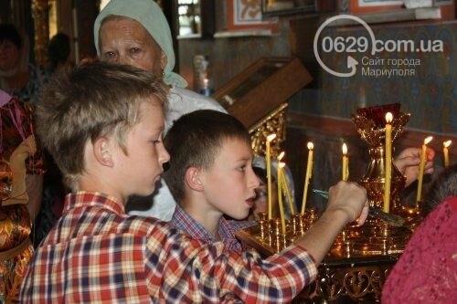 В Свято-Покровском храме с.Боевое славили чудо Преображения Господня и освящали плоды нового урожая, фото-33