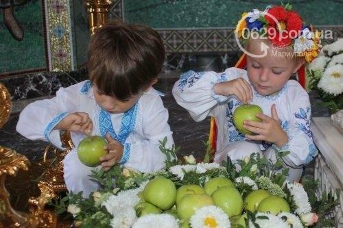 В Свято-Покровском храме с.Боевое славили чудо Преображения Господня и освящали плоды нового урожая, фото-34