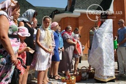В Свято-Покровском храме с.Боевое славили чудо Преображения Господня и освящали плоды нового урожая, фото-40
