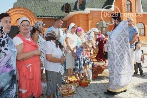 В Свято-Покровском храме с.Боевое славили чудо Преображения Господня и освящали плоды нового урожая, фото-42