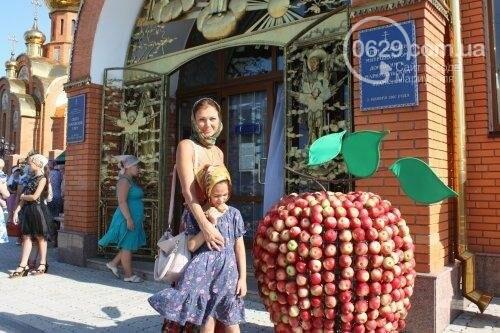 В Свято-Покровском храме с.Боевое славили чудо Преображения Господня и освящали плоды нового урожая, фото-5