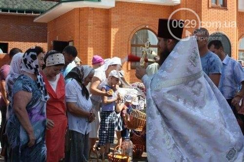 В Свято-Покровском храме с.Боевое славили чудо Преображения Господня и освящали плоды нового урожая, фото-43