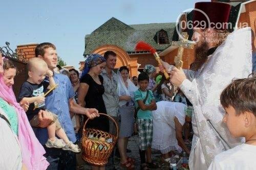 В Свято-Покровском храме с.Боевое славили чудо Преображения Господня и освящали плоды нового урожая, фото-44
