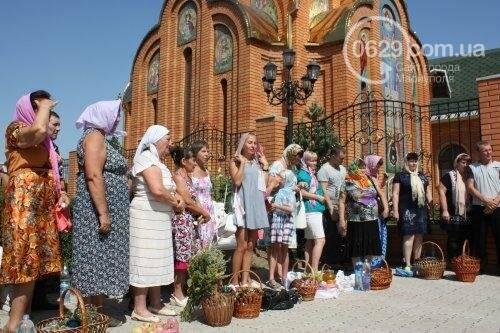 В Свято-Покровском храме с.Боевое славили чудо Преображения Господня и освящали плоды нового урожая, фото-46