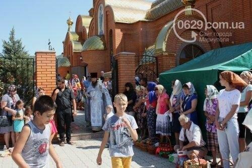 В Свято-Покровском храме с.Боевое славили чудо Преображения Господня и освящали плоды нового урожая, фото-47