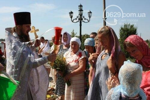 В Свято-Покровском храме с.Боевое славили чудо Преображения Господня и освящали плоды нового урожая, фото-50
