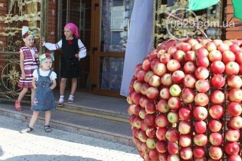 В Свято-Покровском храме с.Боевое славили чудо Преображения Господня и освящали плоды нового урожая, фото-7