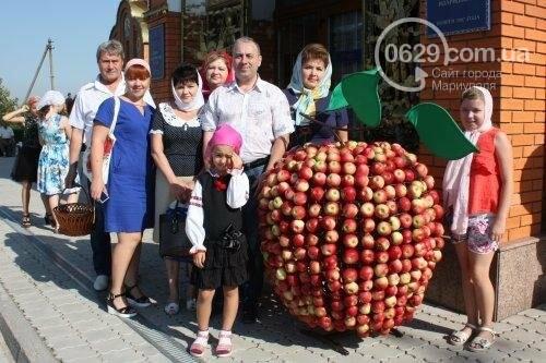 В Свято-Покровском храме с.Боевое славили чудо Преображения Господня и освящали плоды нового урожая, фото-8