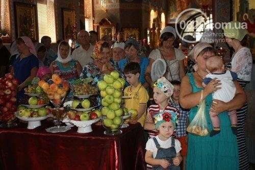 В Свято-Покровском храме с.Боевое славили чудо Преображения Господня и освящали плоды нового урожая, фото-11