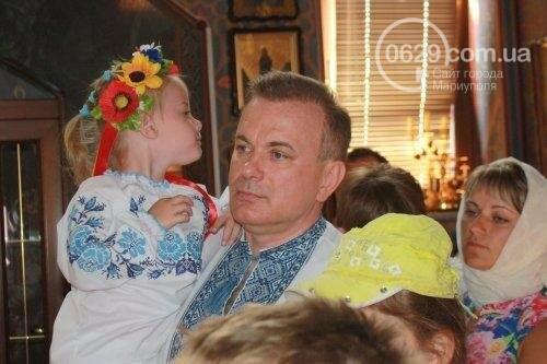 В Свято-Покровском храме с.Боевое славили чудо Преображения Господня и освящали плоды нового урожая, фото-13
