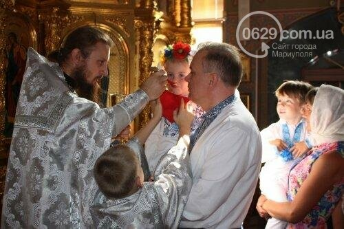 В Свято-Покровском храме с.Боевое славили чудо Преображения Господня и освящали плоды нового урожая, фото-14