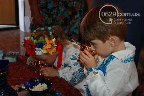 В Свято-Покровском храме с.Боевое славили чудо Преображения Господня и освящали плоды нового урожая, фото-16