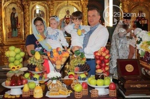 В Свято-Покровском храме с.Боевое славили чудо Преображения Господня и освящали плоды нового урожая, фото-17