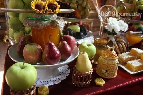 В Свято-Покровском храме с.Боевое славили чудо Преображения Господня и освящали плоды нового урожая, фото-20