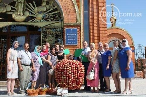 В Свято-Покровском храме с.Боевое славили чудо Преображения Господня и освящали плоды нового урожая, фото-59