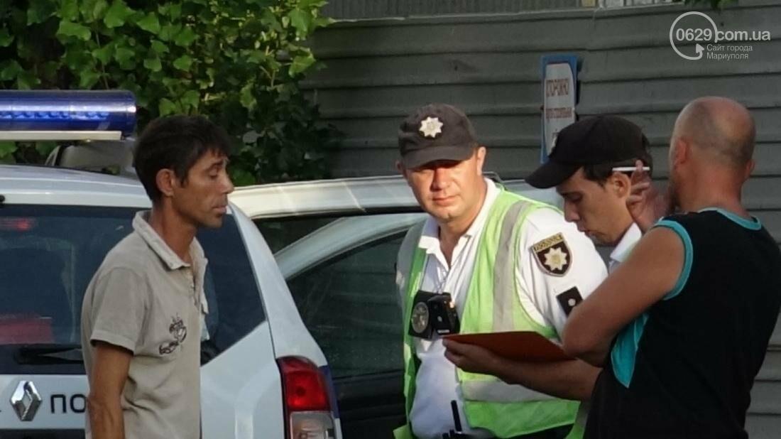 В Мариуполе беременная женщина-водитель попала в ДТП (ФОТО), фото-2