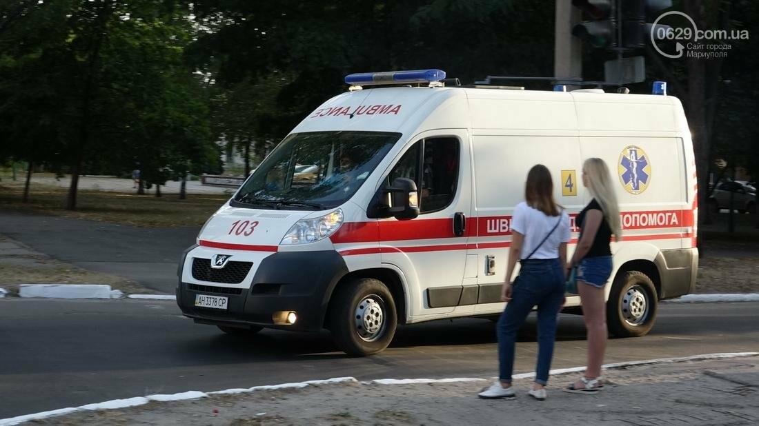 В Мариуполе беременная женщина-водитель попала в ДТП (ФОТО), фото-3