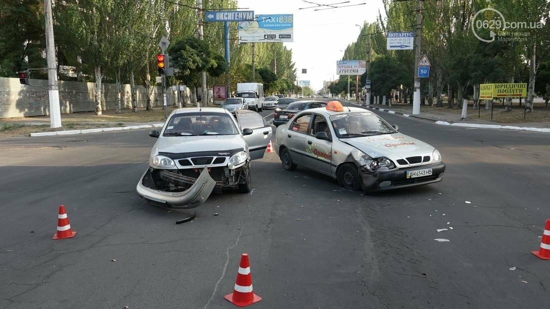 В Мариуполе беременная женщина-водитель попала в ДТП (ФОТО), фото-6