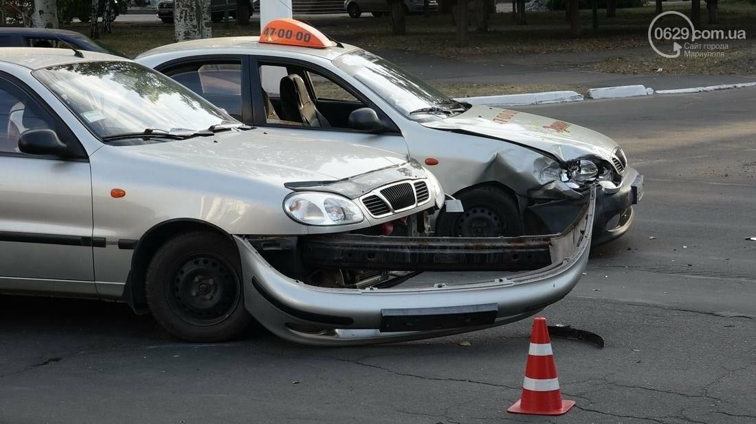 В Мариуполе беременная женщина-водитель попала в ДТП (ФОТО), фото-5