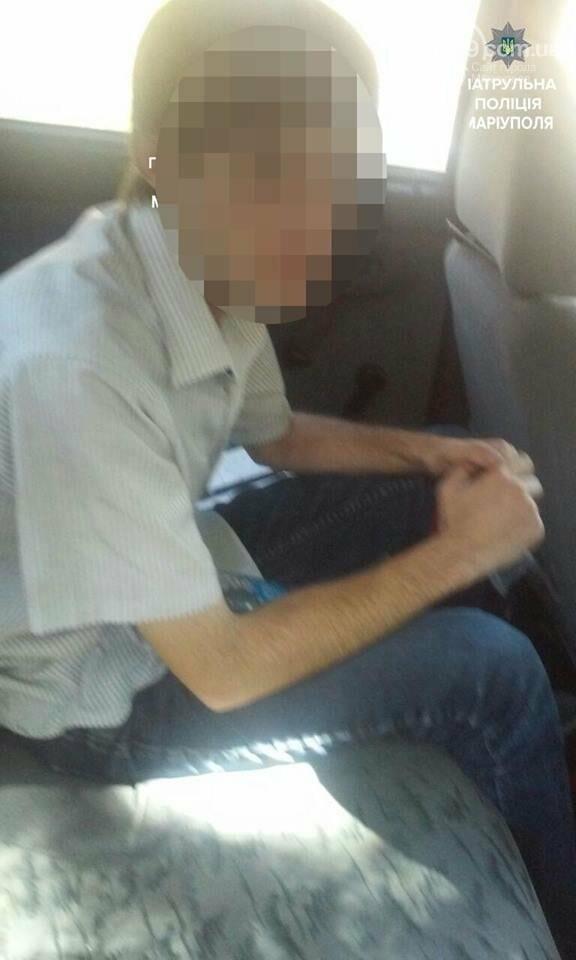 В Мариуполе родители похитили собственного сына (ФОТО), фото-2