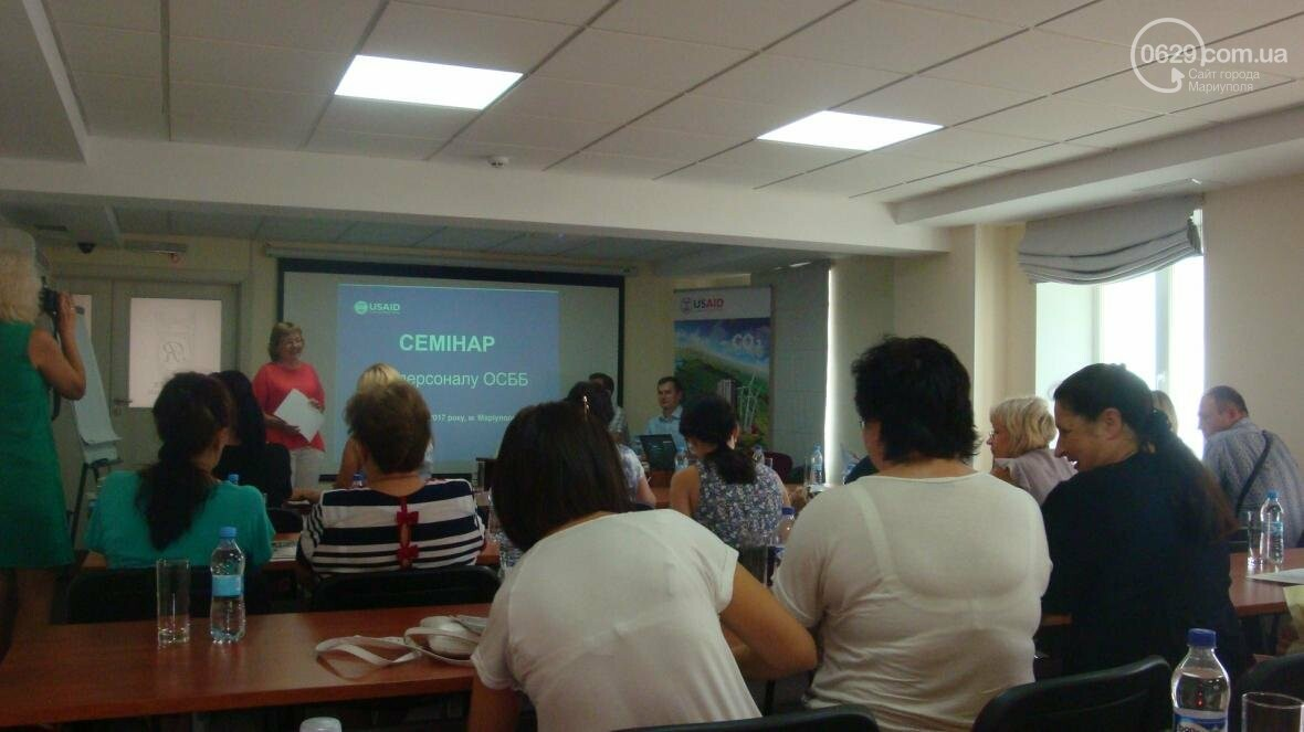 Представители ОСМД Мариуполя поговорили о термомодернизации (ФОТО), фото-1