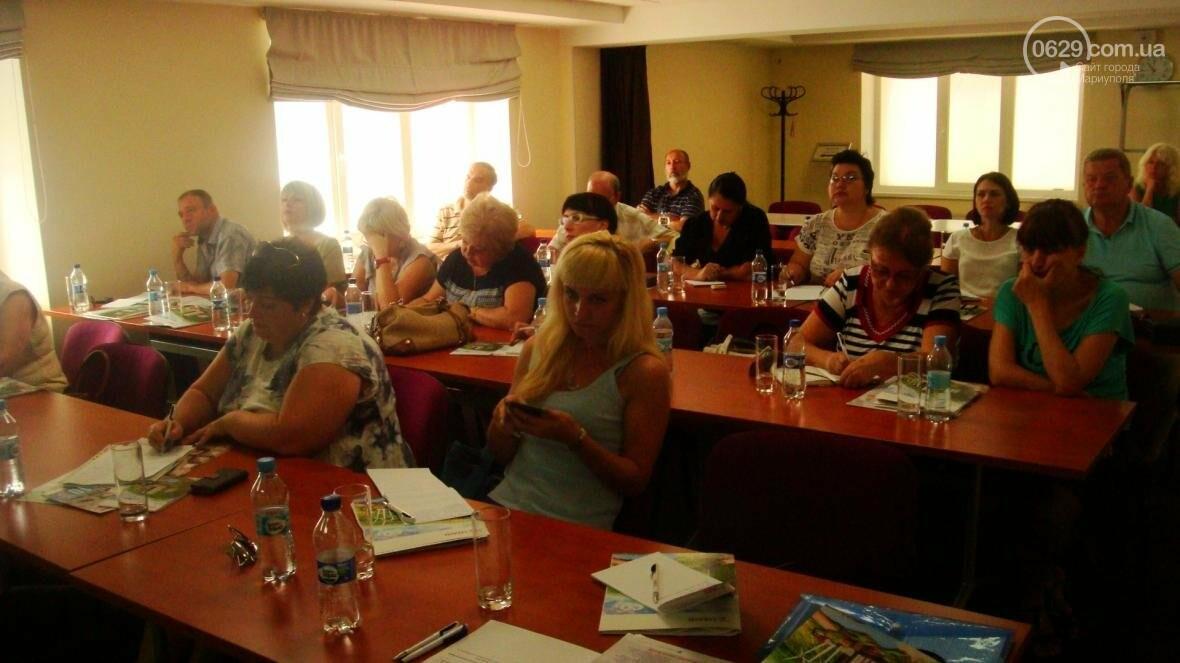Представители ОСМД Мариуполя поговорили о термомодернизации (ФОТО), фото-3