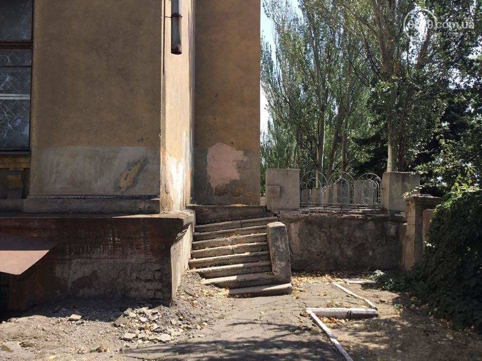 Мариупольский технический лицей закрылся на ремонт (ФОТО+ВИДЕО), фото-3