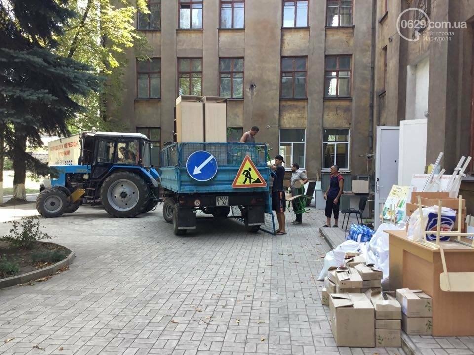 Мариупольский технический лицей закрылся на ремонт (ФОТО+ВИДЕО), фото-2