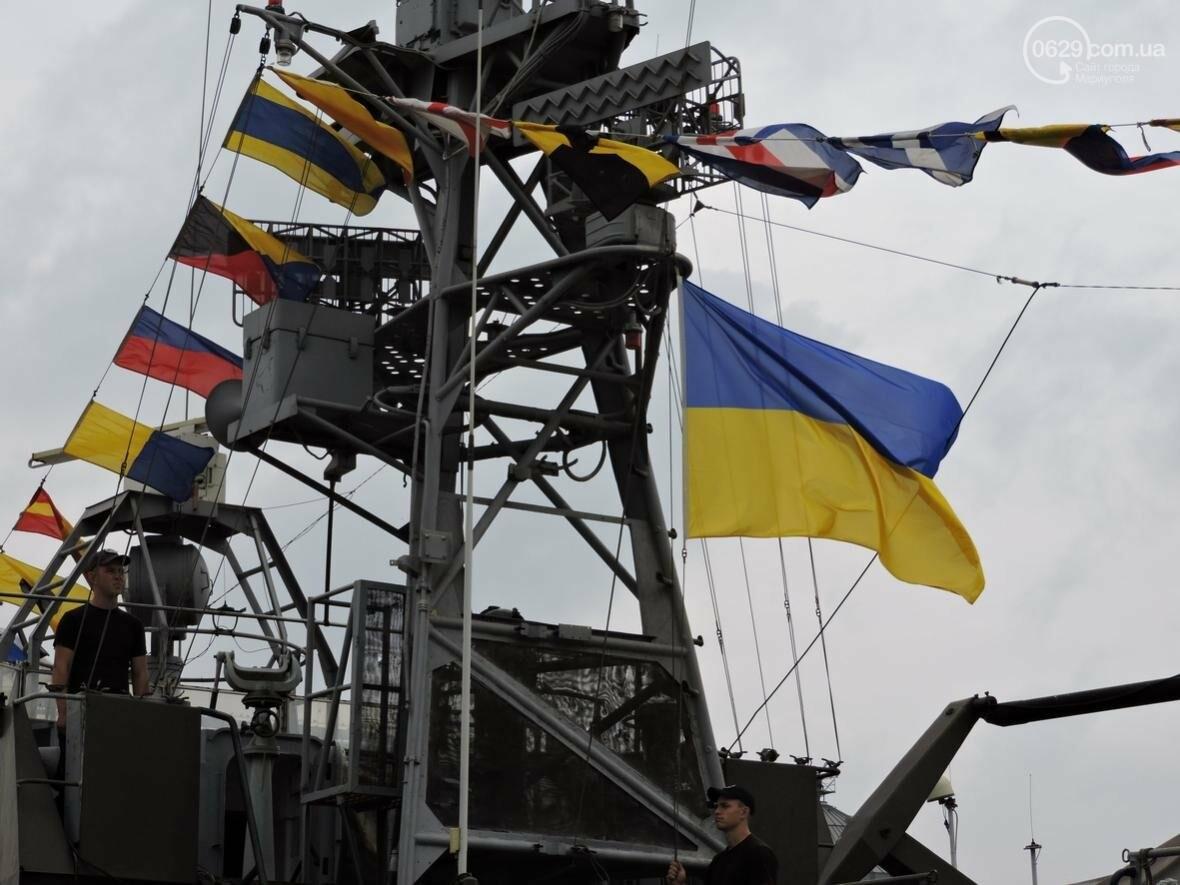 """""""Морские котики"""" подняли флаг Украины на всех катерах в Мариуполе (ФОТО), фото-4"""