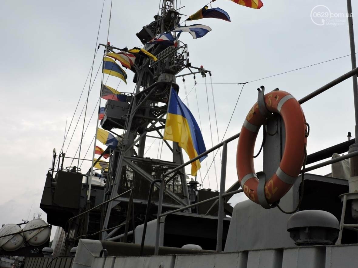 """""""Морские котики"""" подняли флаг Украины на всех катерах в Мариуполе (ФОТО), фото-3"""