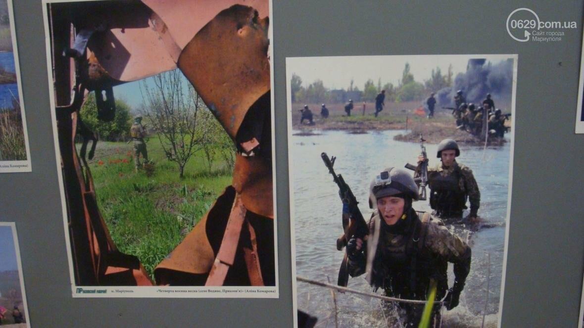 В Мариуполе открылась персональная выставка военного корреспондента (ФОТО), фото-6
