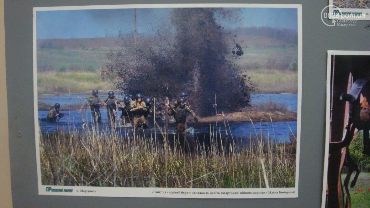 В Мариуполе открылась персональная выставка военного корреспондента (ФОТО), фото-5