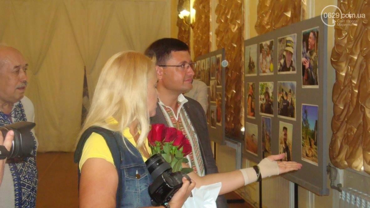 В Мариуполе открылась персональная выставка военного корреспондента (ФОТО), фото-13