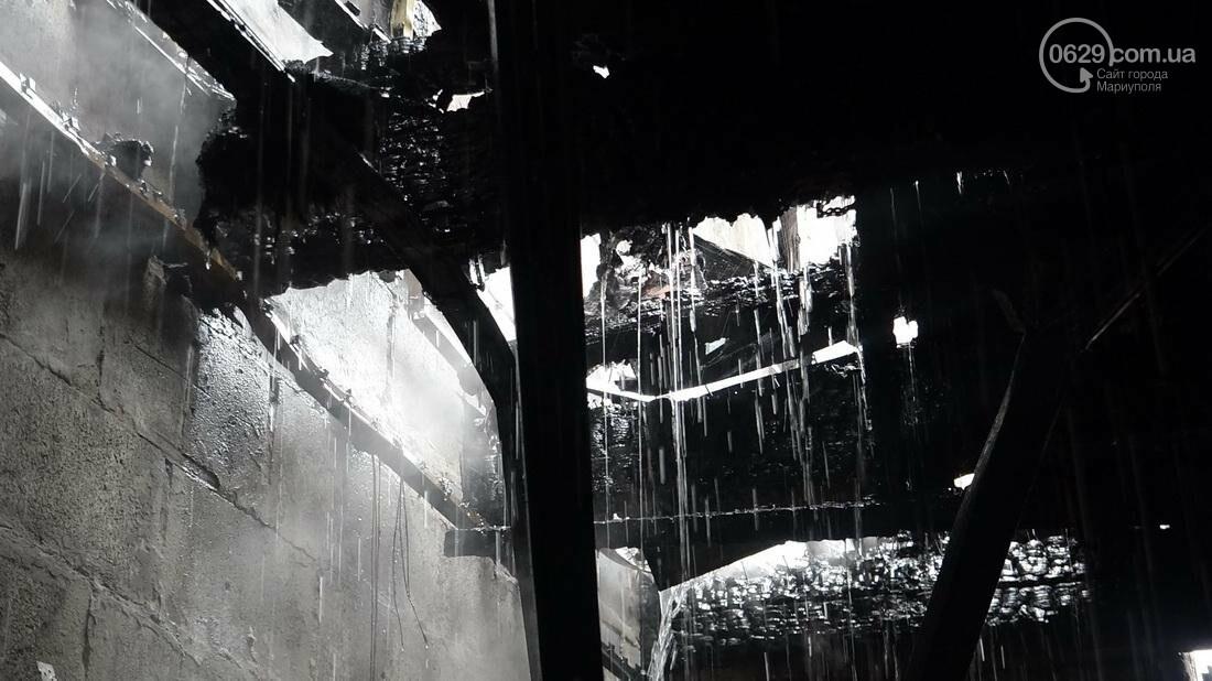 "В Мариуполе горит сауна ""Клондайк""  (ДОПОЛНЕНО ФОТО), фото-14"