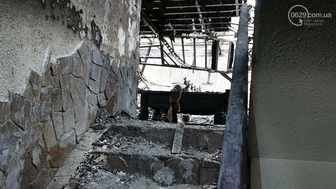 "В Мариуполе горит сауна ""Клондайк""  (ДОПОЛНЕНО ФОТО), фото-20"