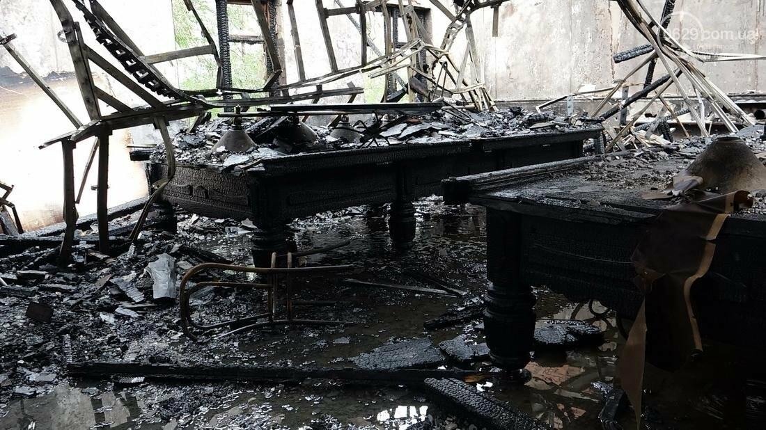 "В Мариуполе горит сауна ""Клондайк""  (ДОПОЛНЕНО ФОТО), фото-23"