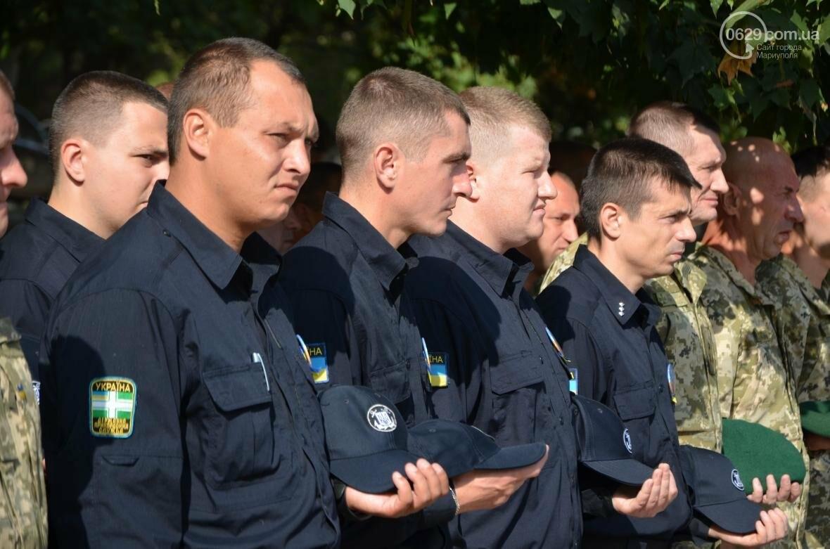 В Мариуполе молились за Украину и высадили флаг ко Дню независимости (ФОТО+ВИДЕО), фото-9
