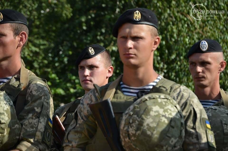 В Мариуполе молились за Украину и высадили флаг ко Дню независимости (ФОТО+ВИДЕО), фото-13