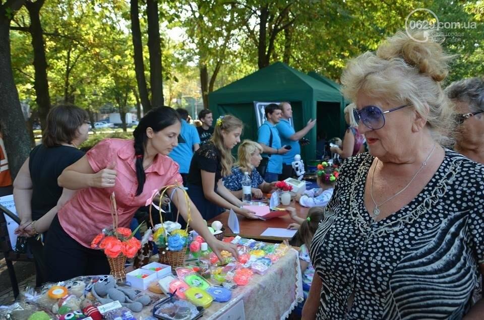 Мариуполь отмечает День независимости Украины (ФОТО+ВИДЕО), фото-9