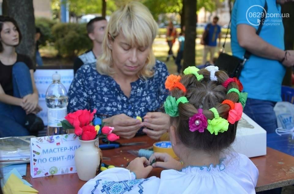Мариуполь отмечает День независимости Украины (ФОТО+ВИДЕО), фото-4