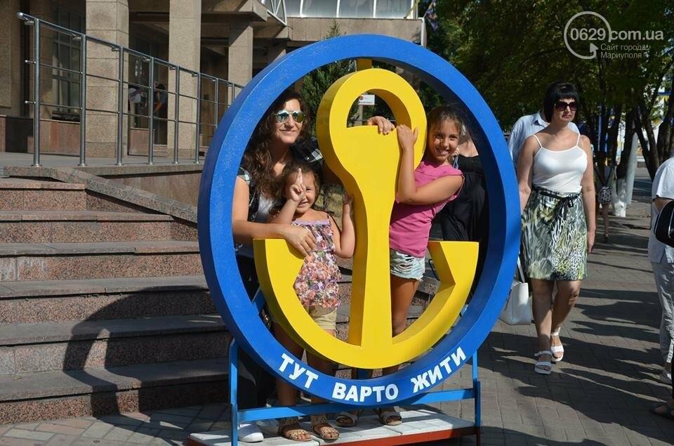Мариуполь отмечает День независимости Украины (ФОТО+ВИДЕО), фото-29
