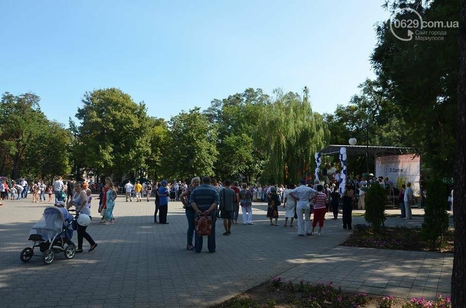 Мариуполь отмечает День независимости Украины (ФОТО+ВИДЕО), фото-31
