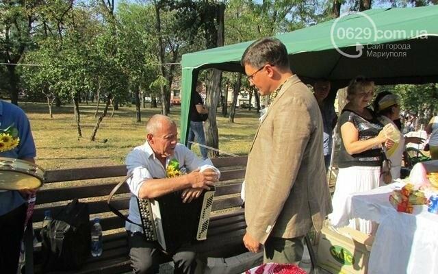 Мэр Мариуполя попробовал блюда украинской кухни (ФОТО), фото-1