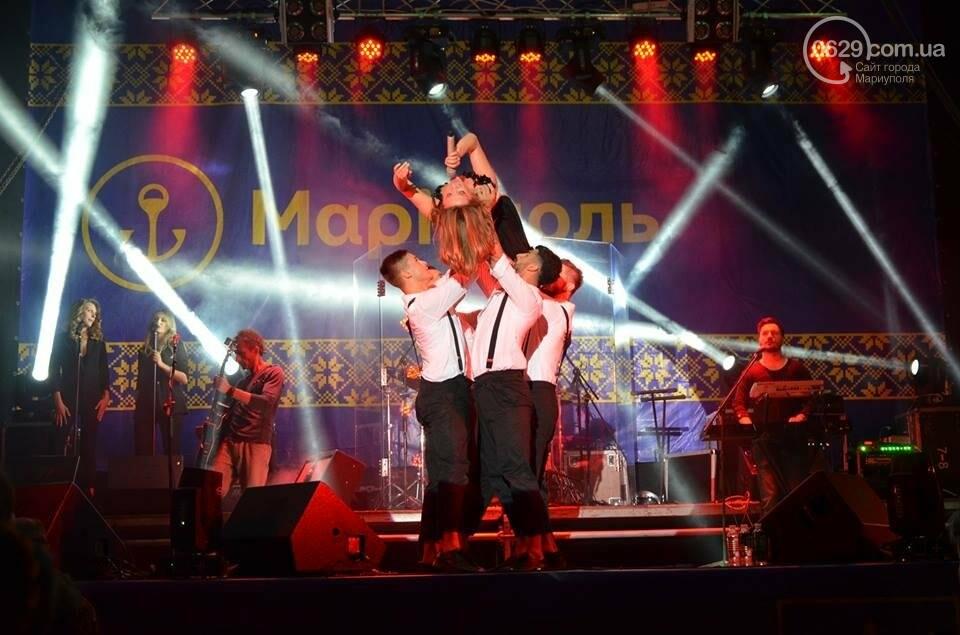 """В День независимости мариупольцев развлекали Могилевская и """"Real O"""" (ФОТО+ВИДЕО), фото-10"""