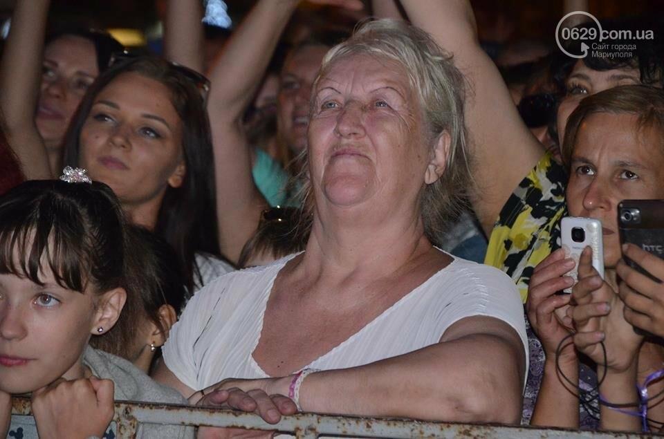 """В День независимости мариупольцев развлекали Могилевская и """"Real O"""" (ФОТО+ВИДЕО), фото-38"""